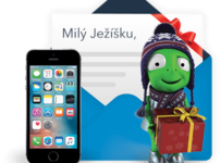 Napiš dopis Ježíškovi a vyhraj iPhone SE 32GB Space Gray