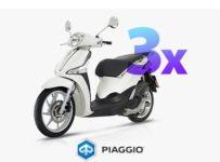 Soutěžte o 3 pohodlné skútry Piaggio v italském stylu