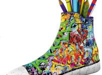 Soutěž o 3D Puzzle Graffiti kecku
