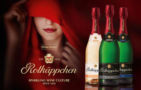 Soutěž o 5 kartonů šumivého vína Rotkäppchen