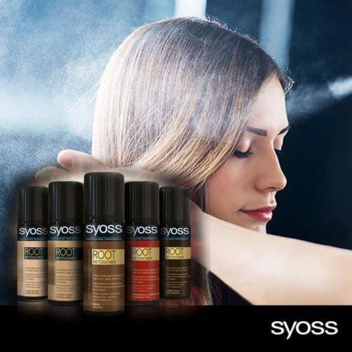 Soutěž o balení Syoss Root Retoucher v odstínu Light Blonde