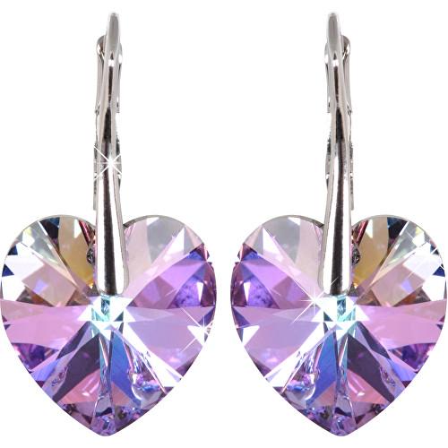 Soutěž o náušnice s krystaly Swarovski