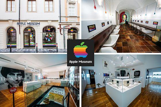 Soutěž o vstupenky do Pražského Apple Musea