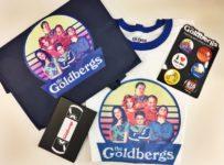 Vyhrajte krásný balíček s promo věcmi k seriálu Goldbergovi