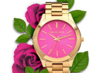 Soutěž o dámské hodinky Michael Kors Slim Runway MK3264