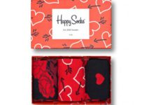 Soutěžte o 5x dárkové balení Happy Socks