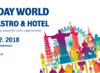 Vyhrajte vstupenky na veletrh Holiday World