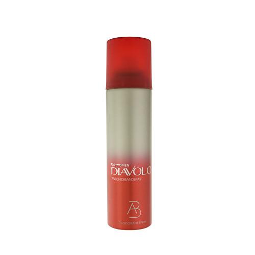 Soutěž o 2 dámské deodoranty Diavolo Antonio Banderas