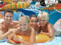 Soutěž o 3x celodenní rodinný vstup do Aquapalace Praha