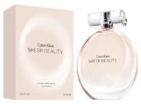 Soutěžte o dámskou vůni Calvin Klein Sheer Beauty