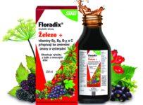Soutěžte o doplněk stravy Salus Floradix Železo+