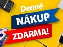 Euronics.cz - každý den nákup ZDARMA