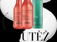 Soutěž o šampon a péči Inforcer ze Série Expert od L'Oréal Professionnel